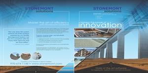 Stonemont Brochure front